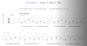 Read more about the article How to Read Guitar Tab and Symbols