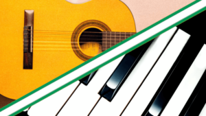 Read more about the article Is Guitar Harder than Piano? – Guitar vs Piano
