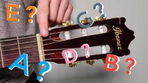 Read more about the article 5 Easy Ways to Remember the 6 Guitar String Names