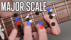 Read more about the article 5 Major Scale Shapes on Guitar & How to Use Them