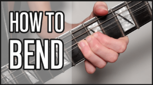 Read more about the article How to Bend Notes on Electric Guitar Like a Pro