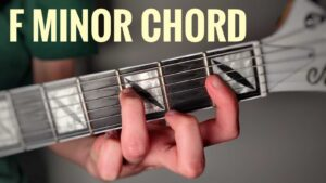 Read more about the article 5 Easy Ways to Play an F Minor Chord on Guitar