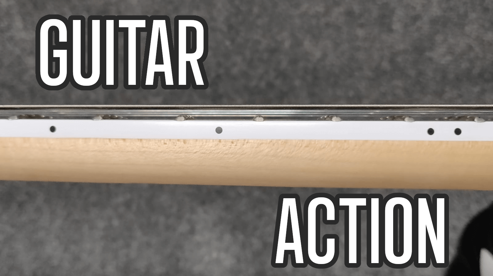 You are currently viewing No.1 Way to Adjust and Set Up Electric Guitar Action