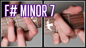 Read more about the article 5 Easy Ways to Play an F# Minor 7 Chord on Guitar