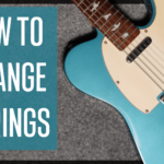 How to Change Electric Guitar Strings – 7 Easy Steps