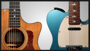 Read more about the article Is Electric Guitar Easier Than Acoustic for Beginners?